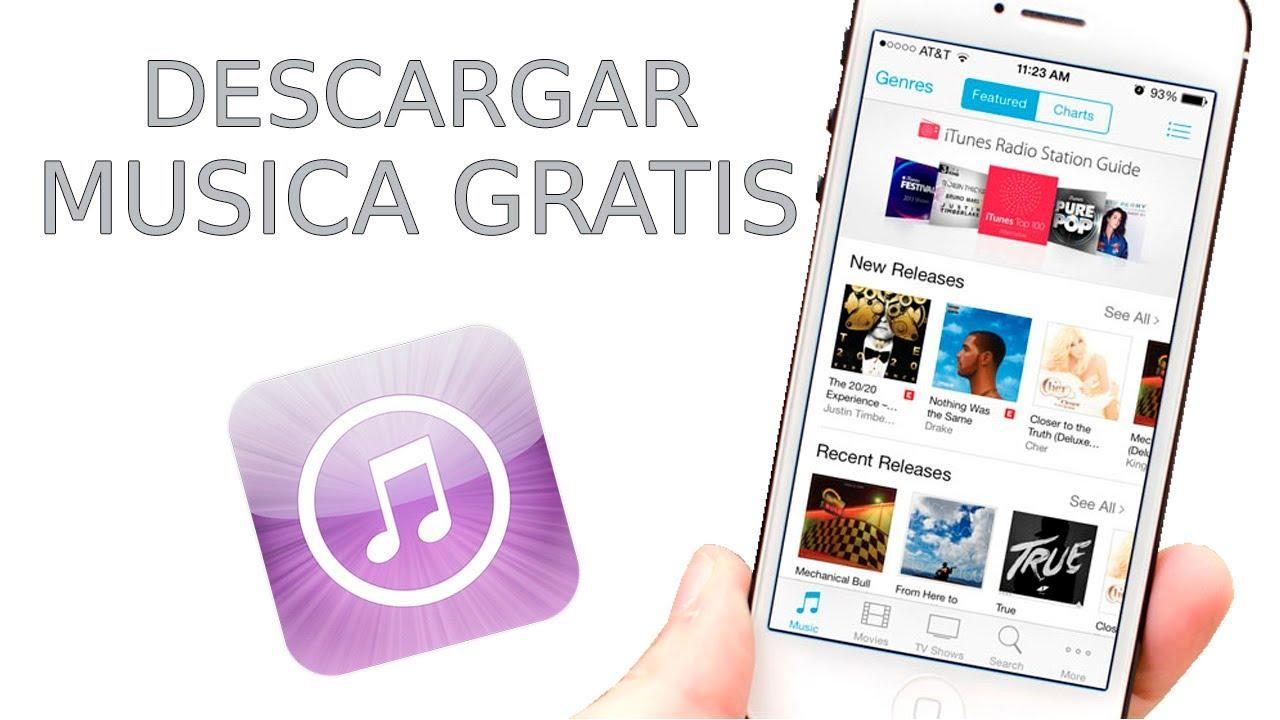 4 Apps para descargar música en iPhone iPod y iPad ( no jailbreak )