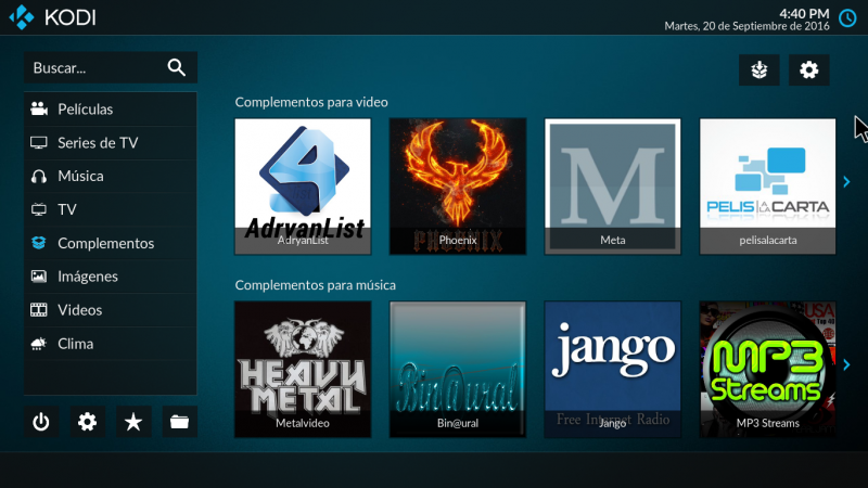how to add kodi add ons