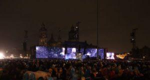 Roger Waters Zócalo